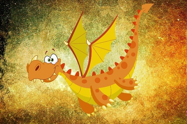 dragon Information in hindi