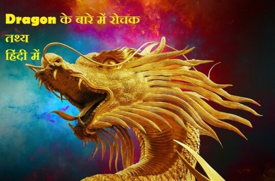Information About dragon in hindi