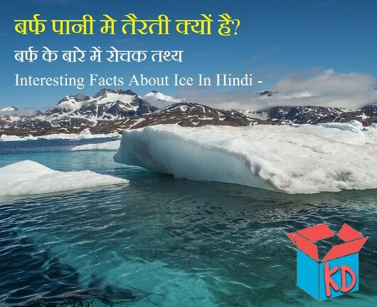 Archimedes Principle in Hindi