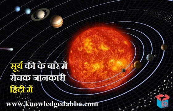 Information About Sun In Hindi