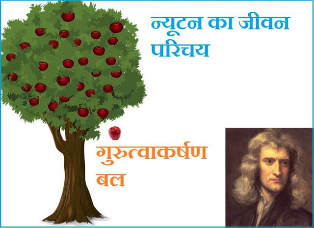 Biography Of Newton In Hindi