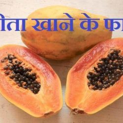 Benefits Of Papaya In Hindi