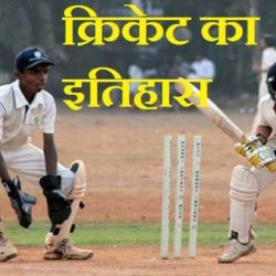 History Of Cricket In Hindi