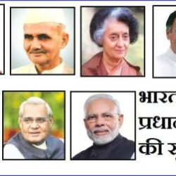 Prime Ministers Of India In Hindi