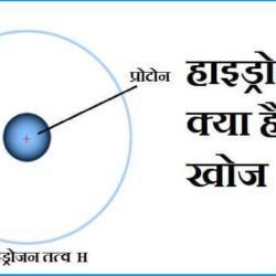 What Is Hydrogen In Hindi