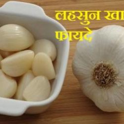 Benefits Of Garlic In Hindi