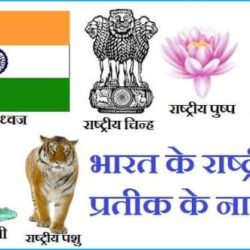 Indian National Symbols In Hindi
