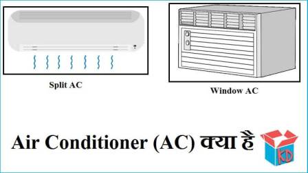 Air Conditioner In Hindi