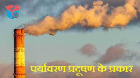 Types Of Pollution In Hindi
