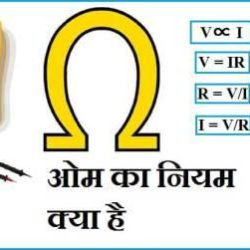 What Is Ohms Law In Hindi
