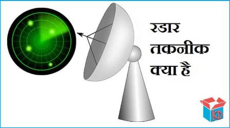 What Is Radar In Hindi