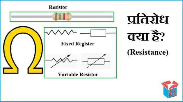 Resistor And Resistance Information In Hindi